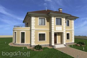 Готовый проект дома П29-1