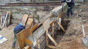строительство двухквартирного дома