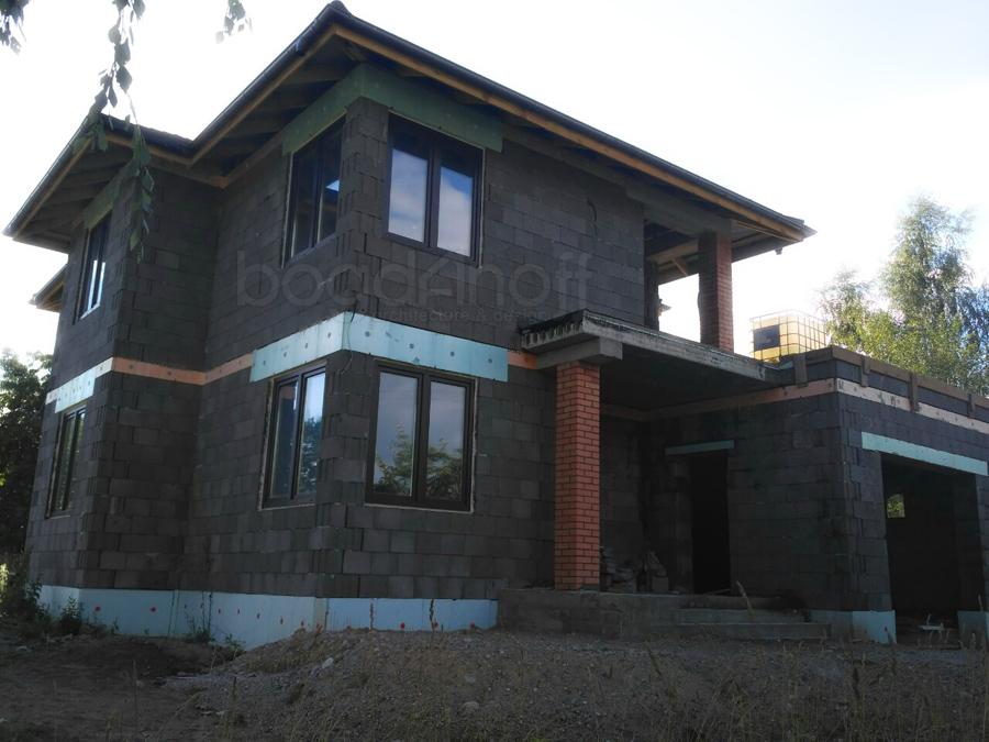 Минимальная себестоимость строительства здания с отделкой