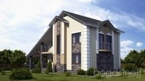 Готовый проект дома П23-1