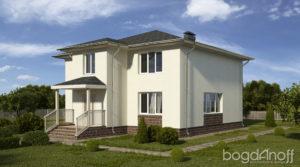 Готовый проект дома П6-5