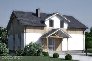 Готовый проект дома П8-1