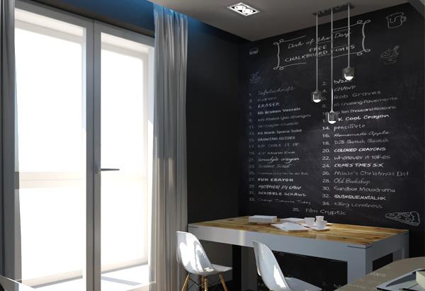 Дизайн интерьера квартиры в Новой Боровой