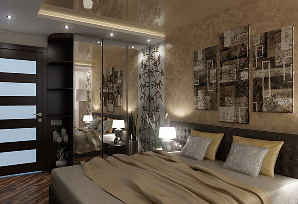 Дизайн интерьера квартиры в Борисове