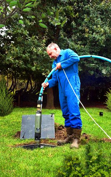 водоснабжение дома скважиной