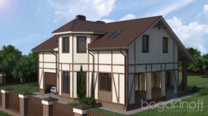 Готовый проект дома П11-1