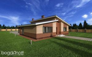 Готовый проект дома П11-4