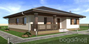 Готовый проект дома П4-6